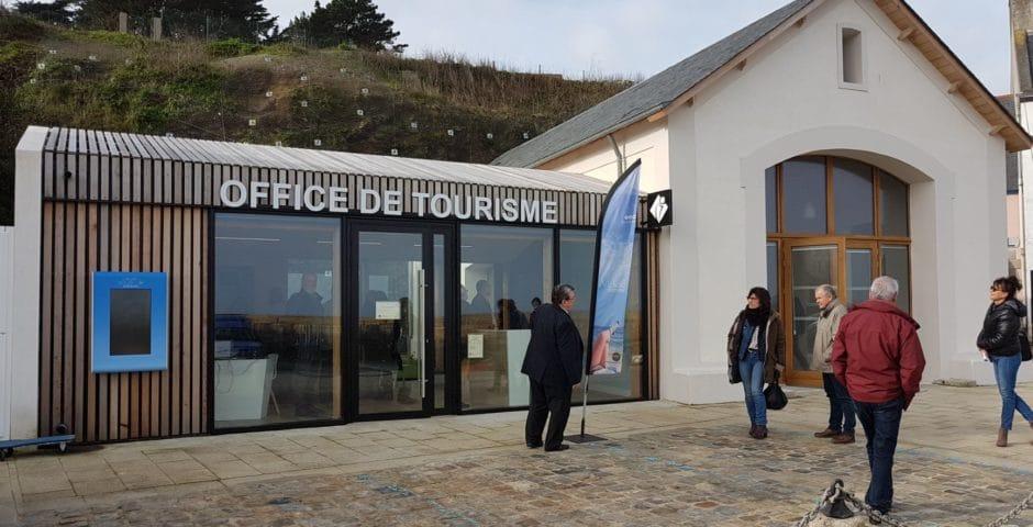Agence Groix ©Lorient Bretagne Sud Tourisme