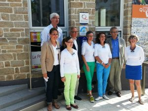 Equipe de Quiberon - OT Marqué