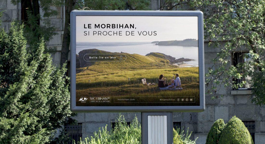 Une campagne d'affichage urbain et digitale en soutien à la reprise de l'activité touristique pour la saison estivale 2020