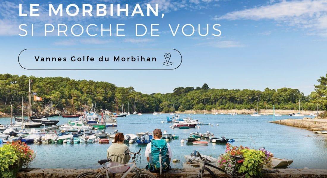Golfe du Morbihan © A. Lamoureux - Golfe du Morbihan Vannes Tourisme