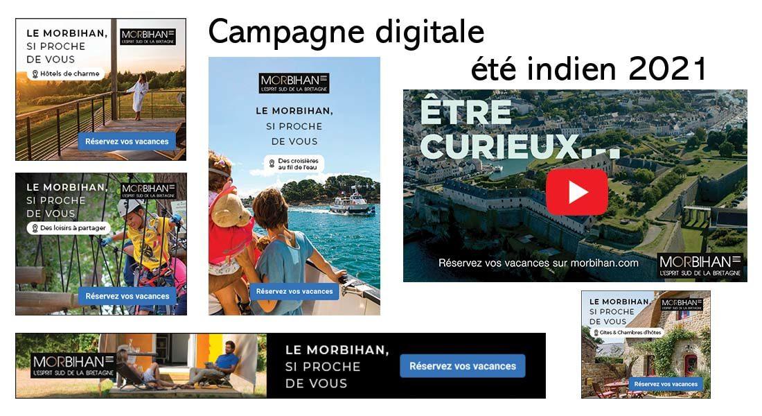 La campagne digitale se poursuit en septembre pour soutenir l'arrière saison touristique