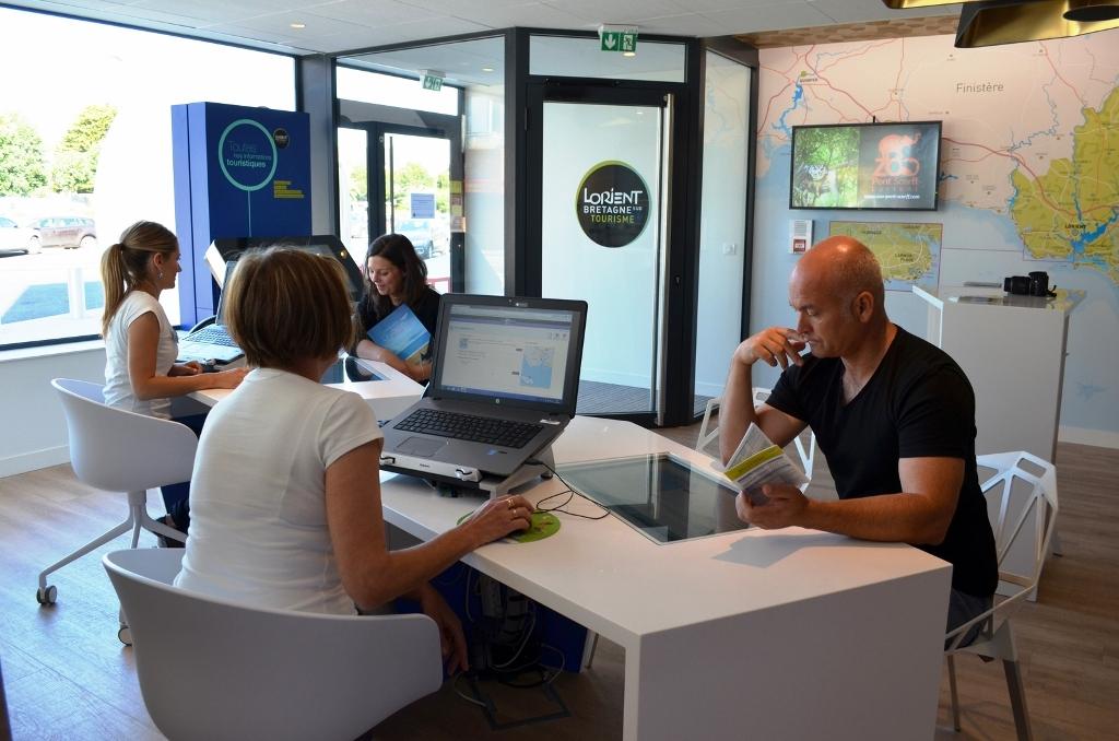 Les offices de tourisme du morbihan nouvelle g n ration - Office du tourisme bretagne sud ...