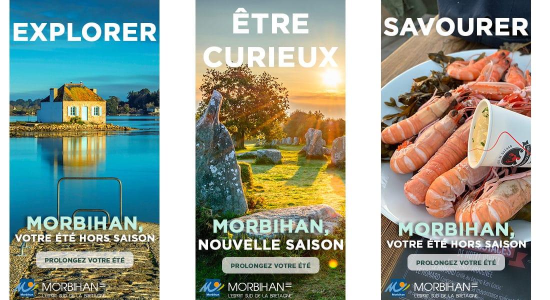 Une nouvelle campagne de communication pour stimuler l'arrière-saison touristique