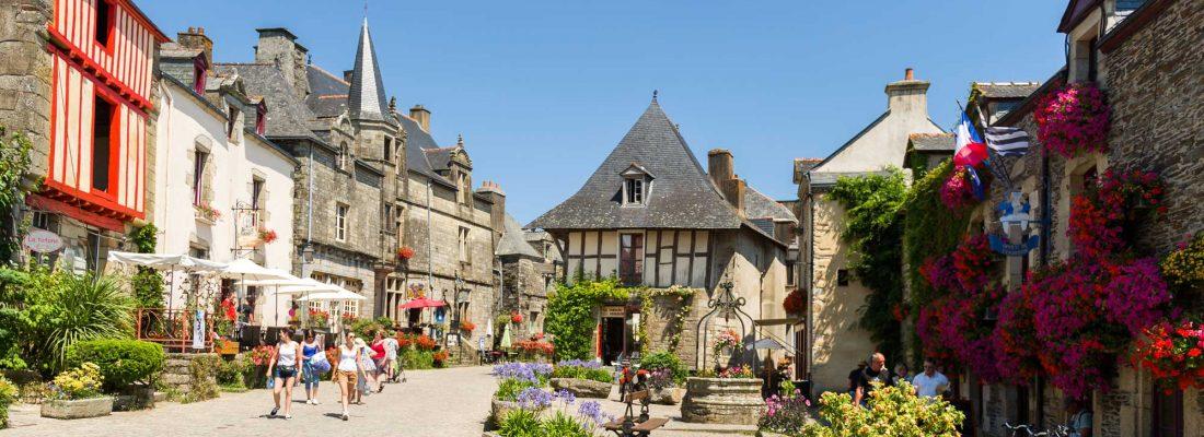 Rochefort-en-Terre © Emmanuel BERTHIER