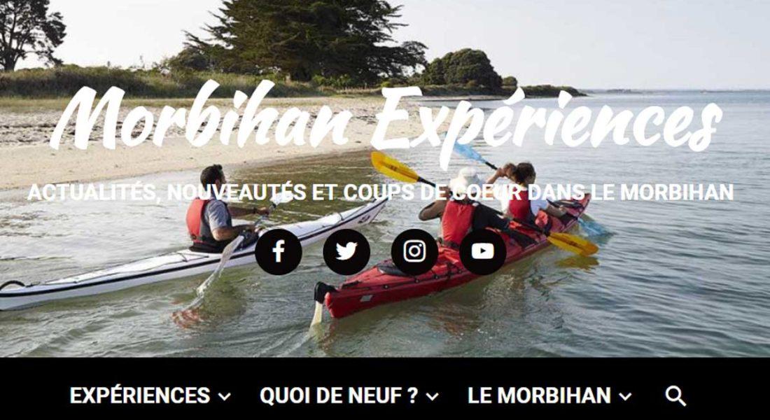 Morbihan Tourisme lance son blog de destination