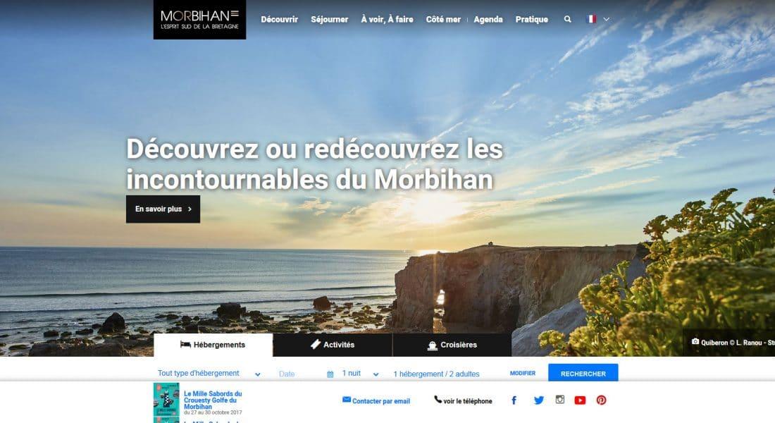 Une nouvelle plateforme digitale au service des vacanciers et des professionnels !