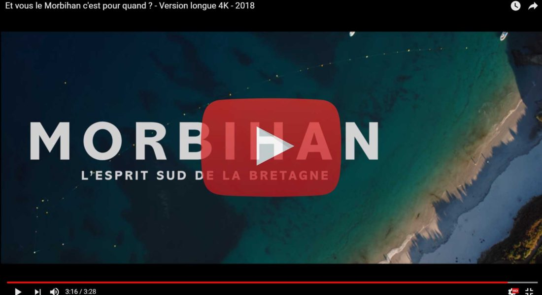 Des vidéos 100% Morbihan…
