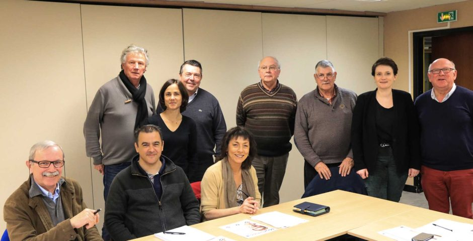 comité de pilotage du Fleurissement en Morbihan © CDT56 - LK
