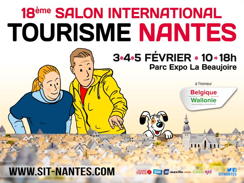 Salon du tourisme nantes for Salon international du tourisme rennes