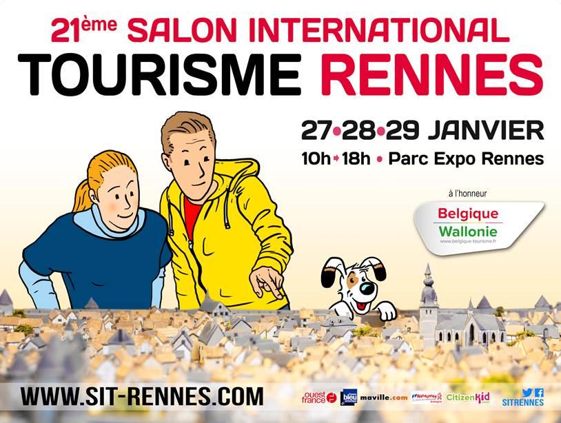 salon du tourisme rennes